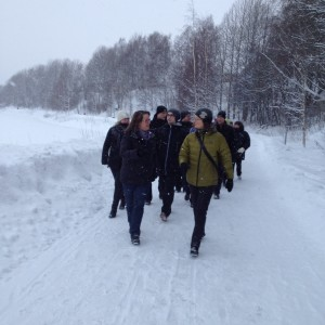 Walk and Talk Umeå